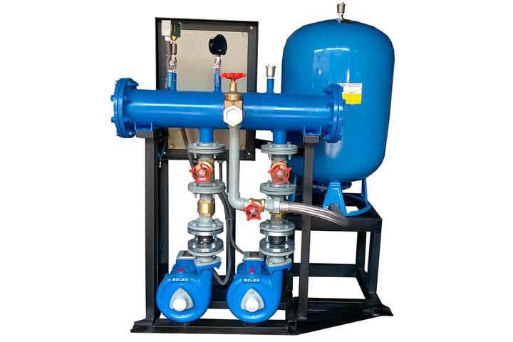 Booster Pump Package