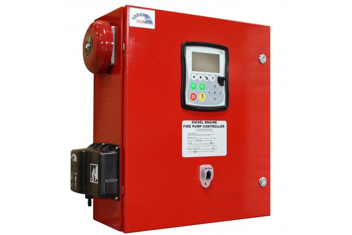 Panel Pompa Fire Diesel