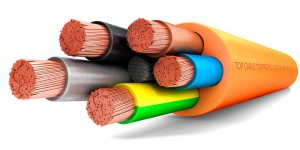 Fire Resistant Cable (FRC) - Accessories (Valve, Fitting, Etc)