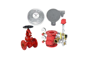 Main Control Valve (MCV) - Fire Fighting System