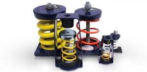 Vibration Mounting (Spring Isolator/ Rubber Pad) - Accessories (Valve, Fitting, Etc)