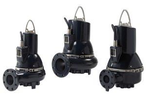Pompa Sewage Pit - Tipe Submersible - Plumbing System