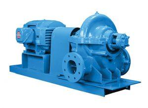 Pompa Transfer - Tipe Horisontal Split Case - Plumbing System